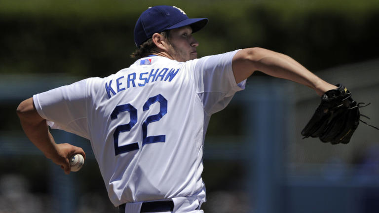 Clayton Kershaw, Dodgers, May 29