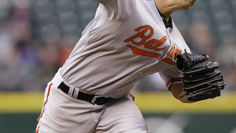Jeremy Guthrie, Orioles, May 31 (2nd)