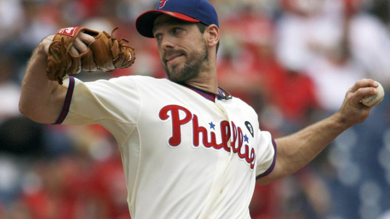 Cliff Lee, Phillie, June 16 (2nd)