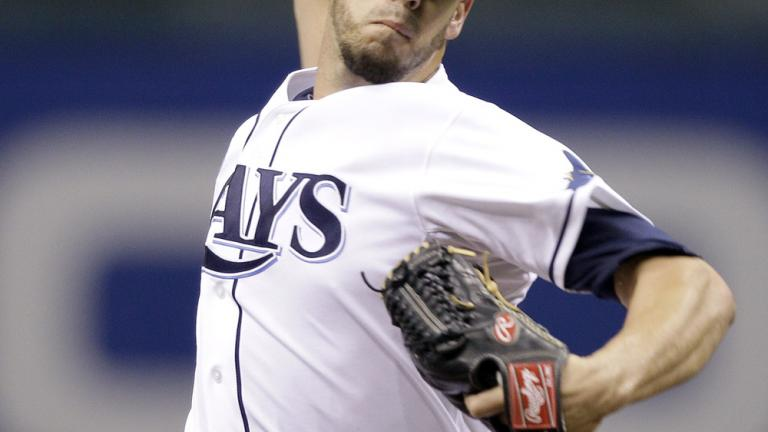 James Shields, Rays, June 14 (4th)