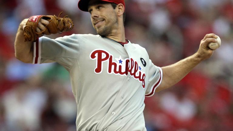 Cliff Lee, Phillies, June 22 (3rd)