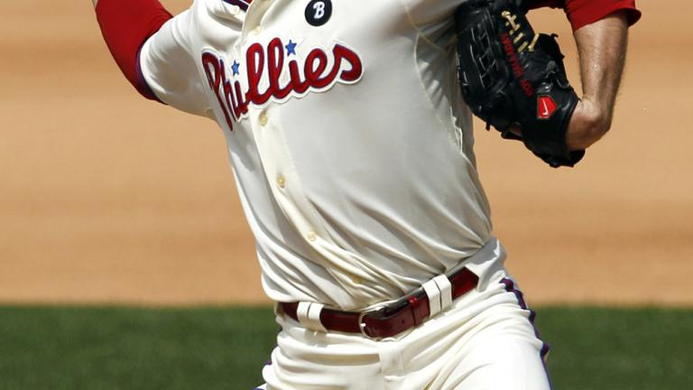 Roy Halladay, Phillies, June 26 (5th)