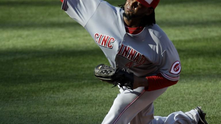 Johnny Cueto, Reds, July 4 (2nd)