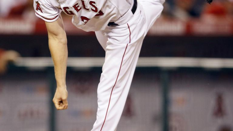 Jered Weaver, Angels, July 7 (4th)
