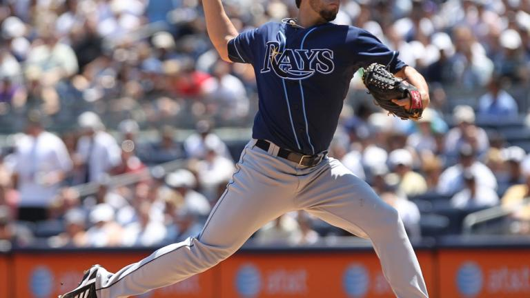 James Shields, Rays, July 10 (7th)