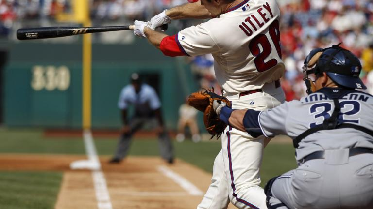 Chase Utley, Phillies, July 23