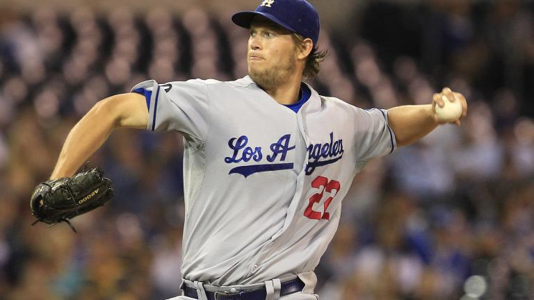 Clayton Kershaw, Dodgers, Aug. 1 (4th)