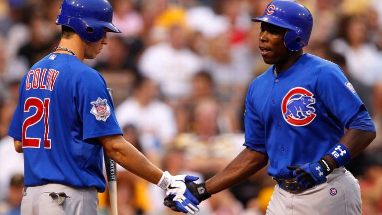 Alfonso Soriano, Cubs, Aug. 2