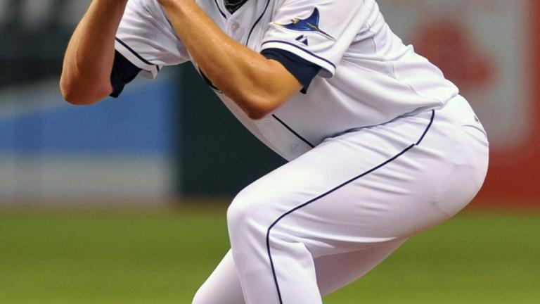 James Shields, Rays, Aug. 9 (8th)