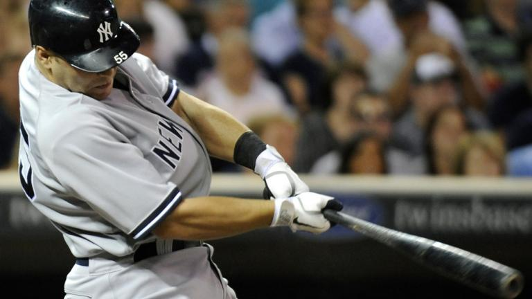 Russell Martin, Yankees, Aug. 19