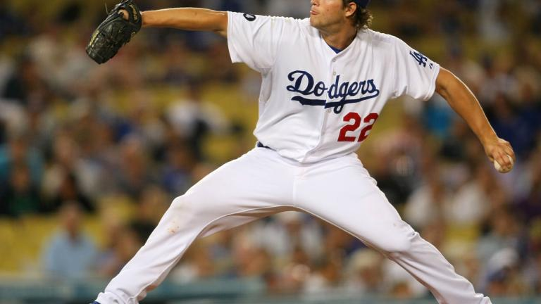 Clayton Kershaw, Dodgers, Aug. 29 (5th)