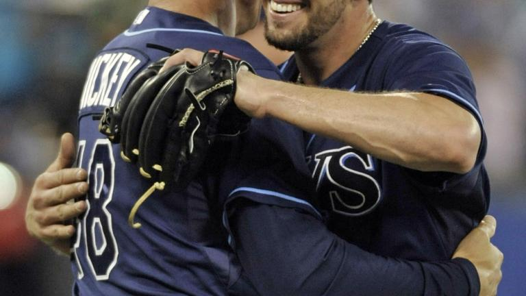 James Shields, Rays, Aug. 26 (10th)