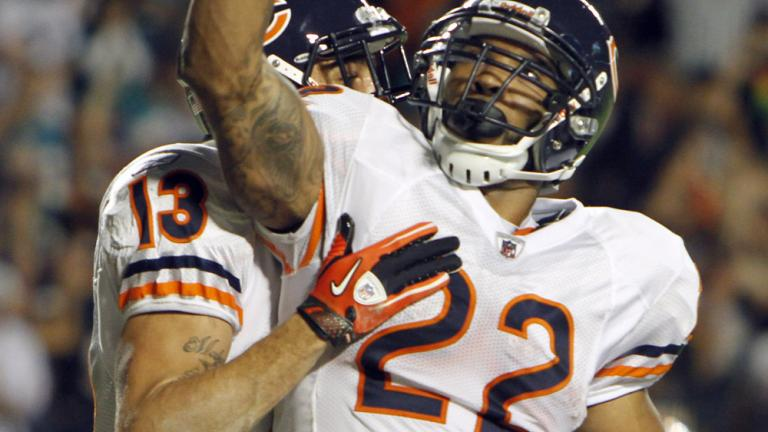 Matt Forte<br>Bears running back