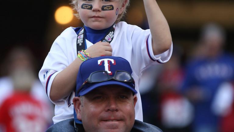 Hats off to the Rangers