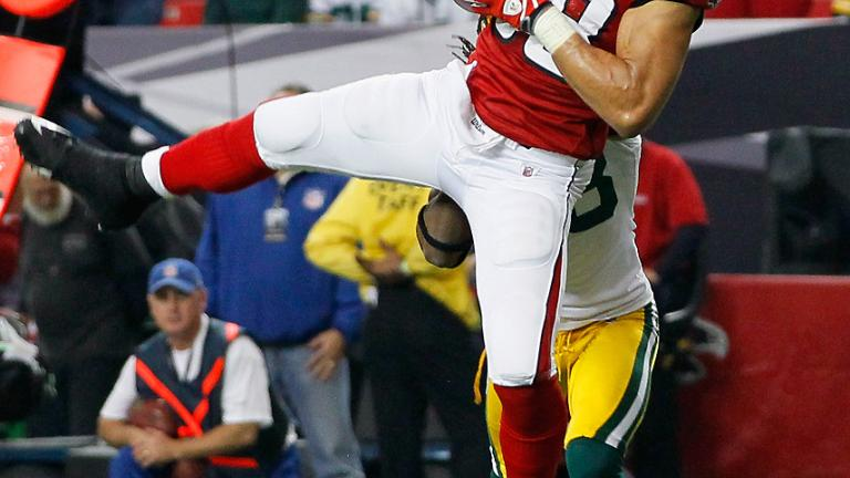 Tony Gonzalez<br>Falcons tight end