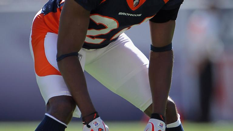 Cornerback: Champ Bailey, Broncos