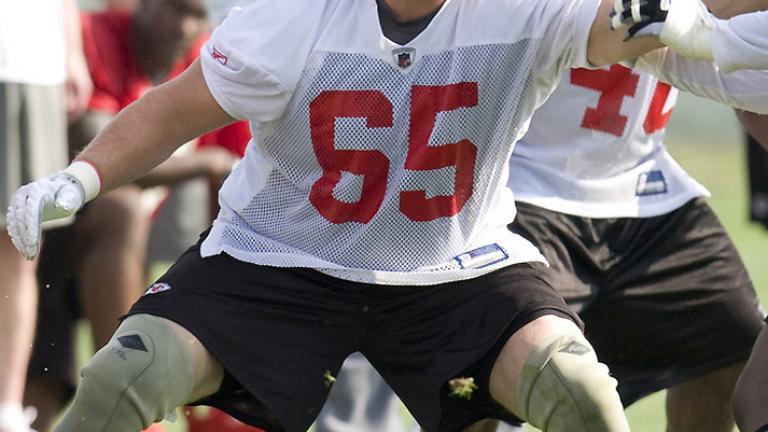 Offensive Guard: Ryan Lilja, Chiefs