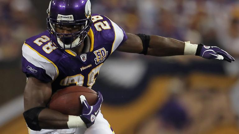Running Back: Adrian Peterson, Vikings