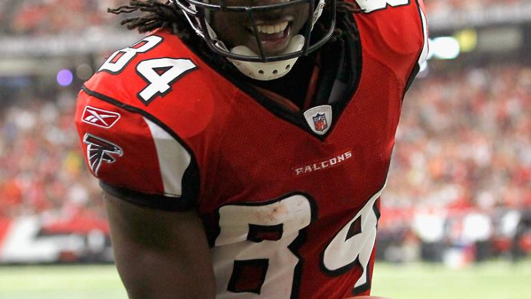 Wide Receiver: Roddy White, Falcons