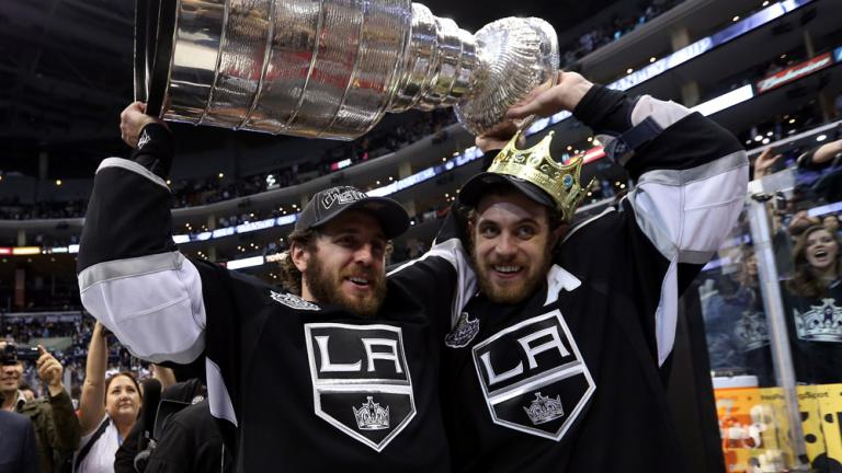 2012: Los Angeles Kings