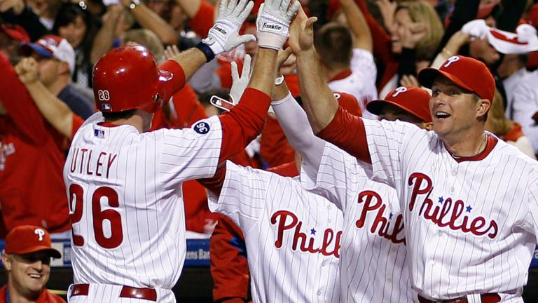 NLDS Game 2: Phillies 7, Reds 4