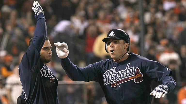NLDS Game 2: Braves 5, Giants 4 (11)