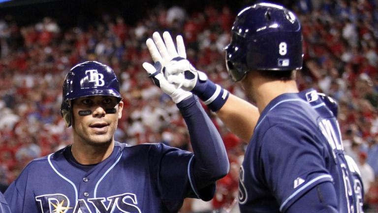 ALDS Game 3: Rays 6, Rangers 3