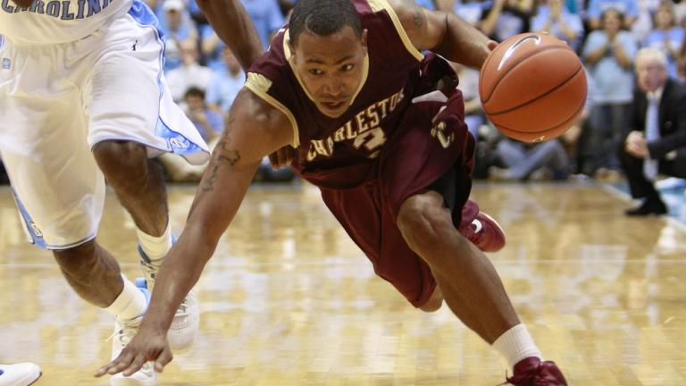 Andrew Goudelock,<br>College of Charleston
