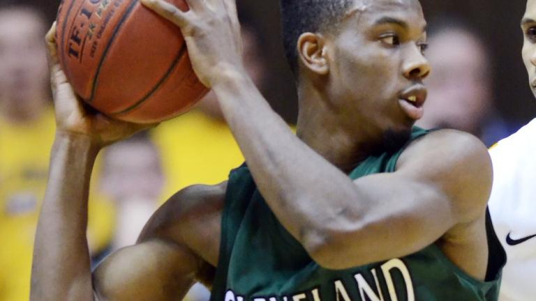 Norris Cole, Cleveland State