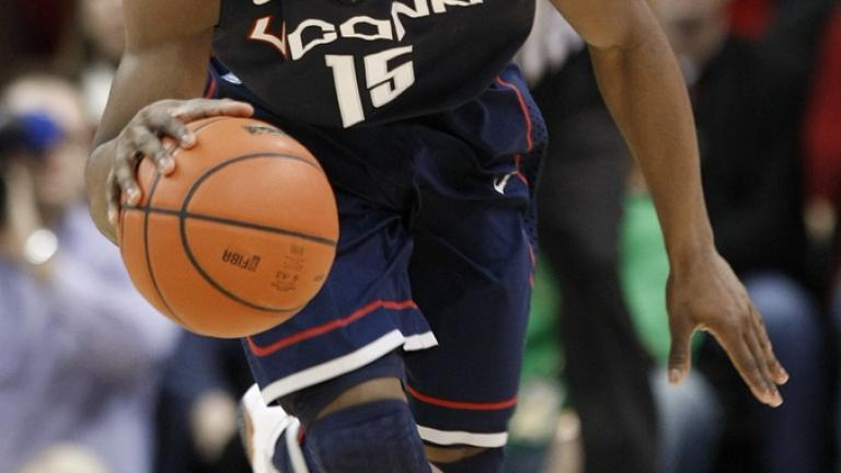 First team: <br>Kemba Walker, Connecticut