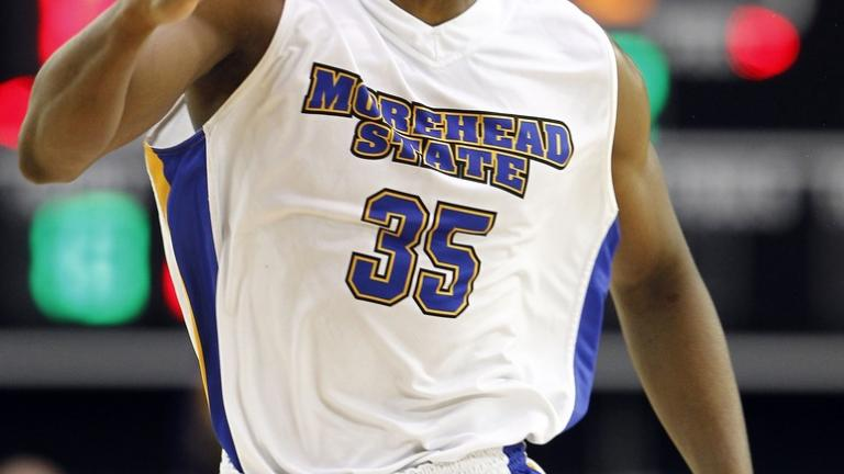 Kenneth Faried, Morehead State