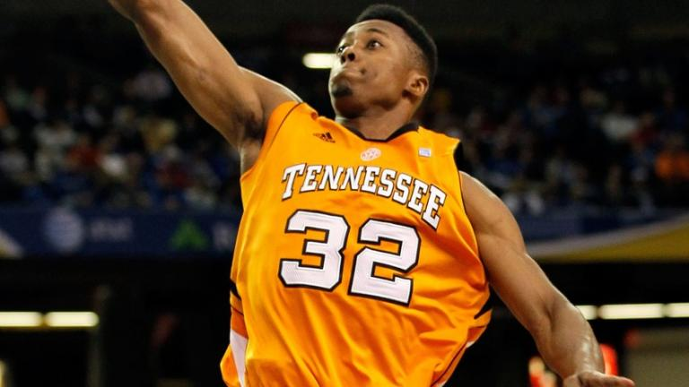 Scotty Hopson, Tennessee