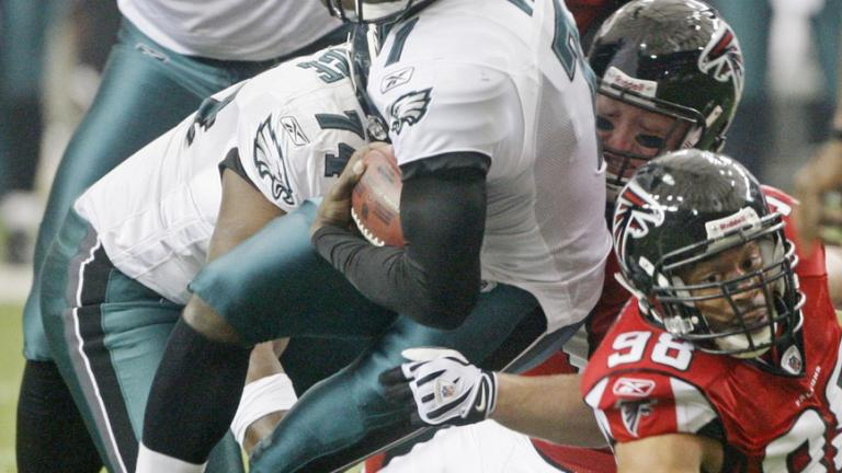 <b>Sept. 18:</b>  Eagles at Falcons (SNF)