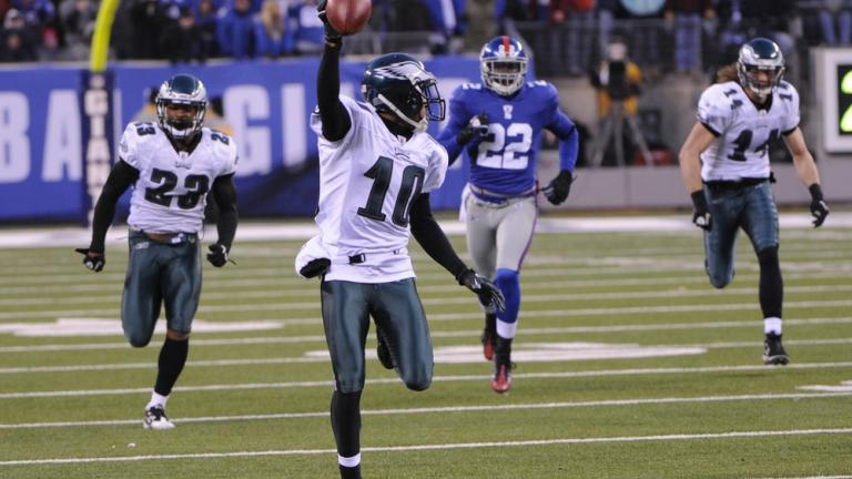 <b>Nov. 20:</b> Eagles at Giants (SNF)