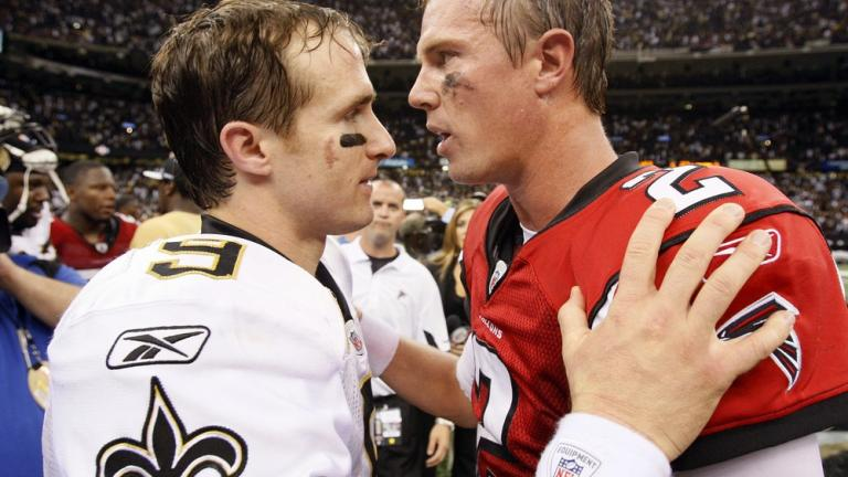 <b>Dec. 26:</b> Falcons at Saints