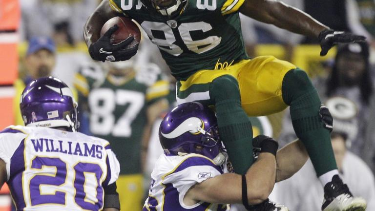<b>Nov. 14:</b> Vikings at Packers