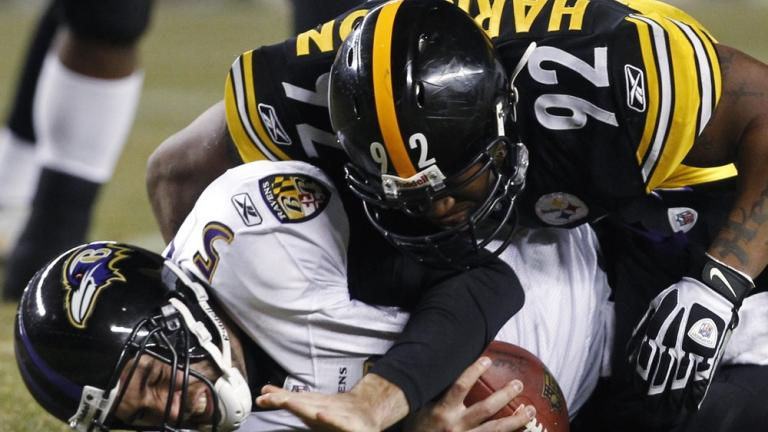 <b>Nov. 6: </b>Ravens at Steelers. (SNF)