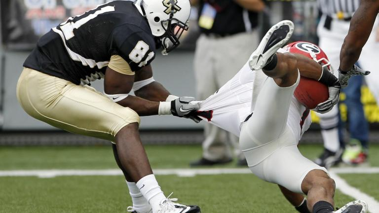 Liberty: Central Florida 10, Georgia 6