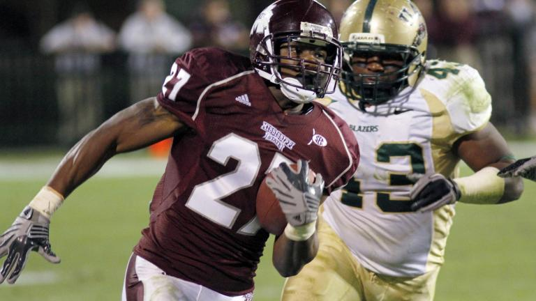 No. 24 Mississippi State 29, UAB 24