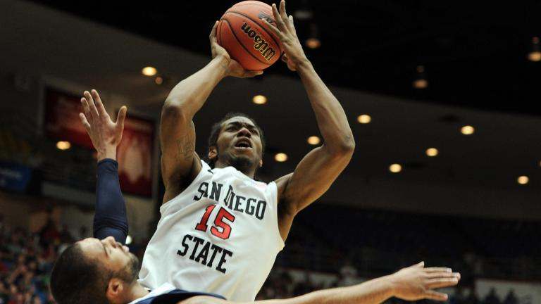 No. 2 San Diego State 68, No. 15 Northern Colorado 50