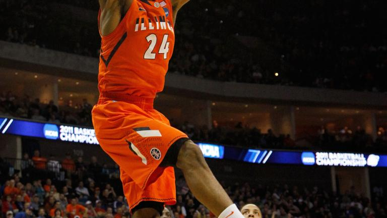No. 9 Illinois 73, No. 8 UNLV 62