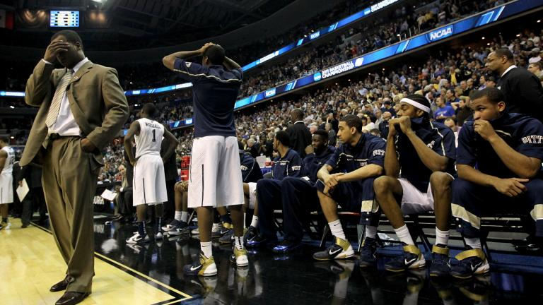 No. 8 Butler 71, No. 1 Pittsburgh 70