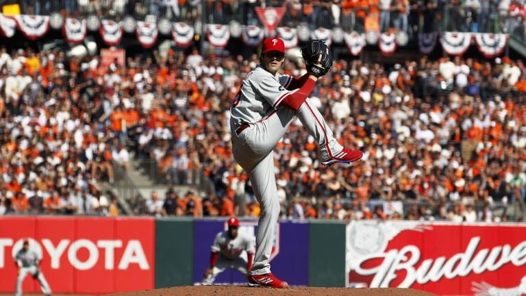 NLCS Game 3: Giants 3, Phillies 0