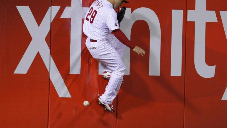 NLCS Game 1: Giants 4, Phillies 3