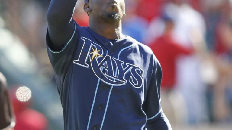 ALDS Game 4: Rays 5, Rangers 2