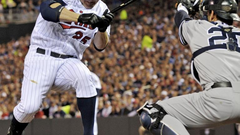 ALDS Game 1: Yankees 6, Twins 4