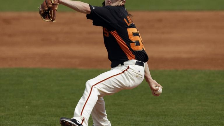 Changeup: Tim Lincecum, Giants