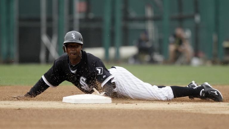 Base stealing: Juan Pierre, White Sox
