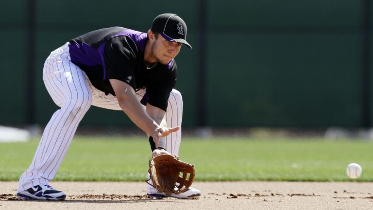 Defense: Troy Tulowitzki, Rockies