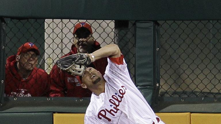 NLCS Game 2: Phillies 6, Giants 1